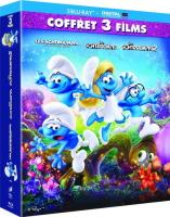 "Coffret ""Les Schtroumpfs"" (blu-ray)"