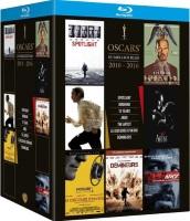 """Coffret """"Oscars du meilleur film 2010 - 2016"""" (blu-ray)"""