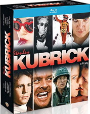 Coffret Stanley Kubrick : 8 films (blu-ray)