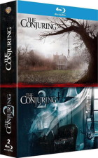 "Coffret ""The Conjuring 1&2"" (blu-ray)"