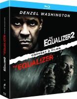 "Coffret ""The Equalizer 1 & 2"" (blu-ray)"