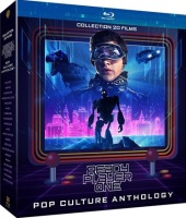 "Coffret ""Pop Culture Anthology"" (20 films cultes en blu-ray)"