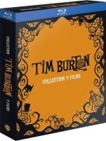 Tim Burton : coffret 9 films (blu-ray)
