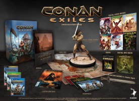 Conan Exiles édition collector (PS4, Xbox One, PC)