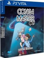 Conga Master Go! édition limitée (PS Vita)