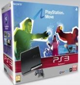 Console PS3 Slim 320 Go + PS Move