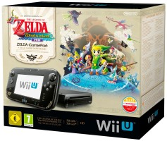 Wii U édition limitée The Legend of Zelda : Wind Waker HD