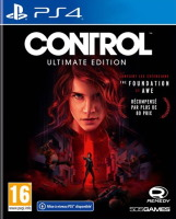 Control: Ultimate Edition (PS4)