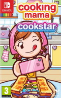 Cooking Mama: Cookstar (Switch)
