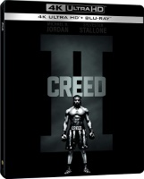 Creed II édition steelbook (blu-ray 4K)