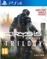 Crysis Remastered Trilogy (PS4)