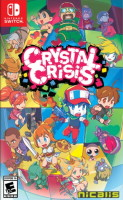 Crystal Crisis (Switch)