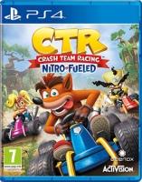 Crash Team Racing : Nitro Fueled (PS4)