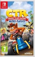 Crash Team Racing : Nitro Fueled (Switch)