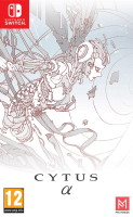 Cytus Alpha édition collector (Switch)