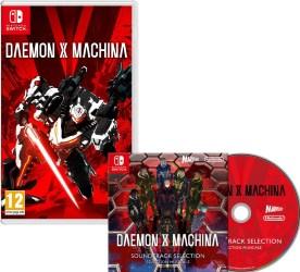 Daemon X Machina (Switch) + bande originale offerte