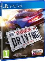 Dangerous Dr1v1ng (PS4)