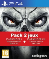 Darksiders : Warmastered Edition + Darksiders II : Deathinitive (PS4)