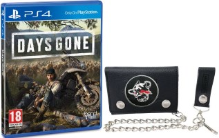 Days Gone (PS4) + portefeuille