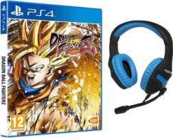 Dragon Ball Fighter Z (PS4) + Casque Konix