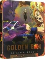 "Dragon Ball Z ""Golden Box"" steelbook (blu-ray)"