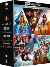 DC Extended Universe (blu-ray 4K)