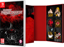 Deadly Premonition Origins édition collector (Switch)
