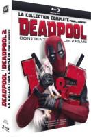 Deadpool 1 & 2 (blu-ray)