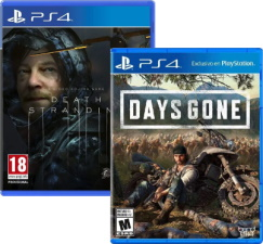 Death Stranding + Days Gone (PS4)