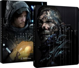 Death Stranding édition Steelbook (PC)