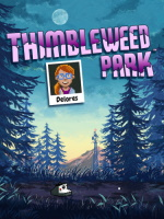Delores: A Thimbleweed Park Mini-Adventure (Windows, Mac)