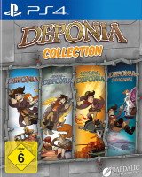 Deponia Collection (PS4)