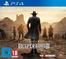 Desperados III édition collector (PS4)