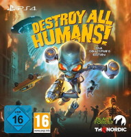 Destroy All Humans! édition collector DNA (PS4)