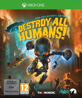 Destroy All Humans! édition collector DNA (Xbox One)