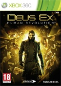 Deus Ex : Human Revolution (xbox 360)