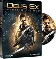 Deus Ex : Mankind Divided édition steelbook