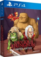 Devious Dungeon Limited Edition (PS4)