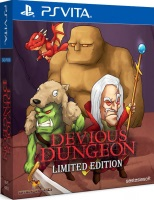 Devious Dungeon Limited Edition (PS Vita)