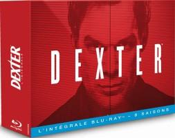 Dexter : intégrale de la série (blu-ray)