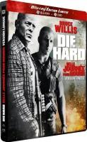 Die Hard 5 : Belle journée pour mourir édition limitée steelbook (blu-ray)