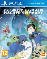 Digimon Story : Cyber Sleuth Hacker's Memory (PS4)