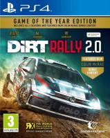 Dirt Rally 2.0 édition jeu de l'année (PS4)