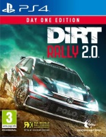 DiRT Rally 2.0 édition Day One (PS4)