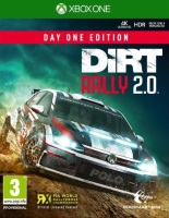 DiRT Rally 2.0 édition Day One (Xbox One)
