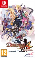 Disgaea 4 Complete+ (Switch)