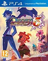 Disgaea 5 : Alliance of Vengeance (PS4)