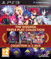 Disgaea Trilogy (PS3)