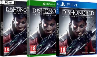 Dishonored : La mort de l'Outsider (PS4, Xbox One, PC)
