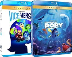 Offre Disney : 4 blu-ray pour 40€